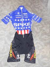 Rarität Vermarc Team Spike Zipp USA Champion Meister Zeitfahranzug / Skinsuit