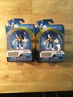 "🔥🔥Jakks Pacific SONIC THE HEDGEHOG 2.5"" - SONIC Mini Action . 3For $16.00."