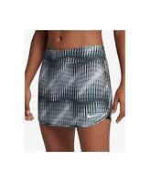 Nike Womens Court Pure Dri-Fit Tennis Skirt Black Slate/White