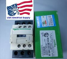 LC1D32B7C Schneider Contactor With  Coil 24VAC 32Amp. 50/60Hz