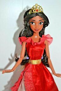 Disney Store Elena of Avalor Special Ed Doll