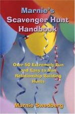 Marnie's Scavenger Hunt Handbook: Over 50 extremely fun and easy to run relation