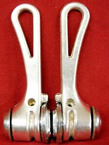 Early 1980's Vintage Simplex SLJ Retro Friction Braze-on Shift Levers Shifters