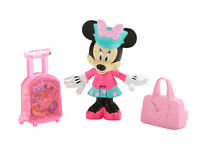Fisher Price Disney Junior Minnie Mouse, Pilot Minnie With Accessories
