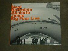 Nagl Bernstein Akchote Jones Big Four Live (CD, Jul-2007, Hatology) sealed
