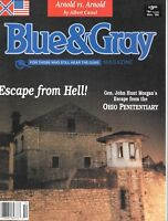 Blue & Gray Oct.94 John Hunt Morgan Ohio Penitentiary Arnold Stonewall Lincoln