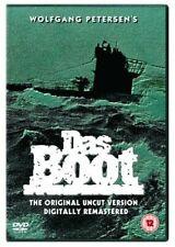 Das Boot  The Mini Series (2 Disc Uncut Version) [DVD] [2004]