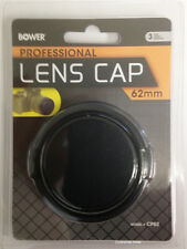 Bower 62mm Snap on Lens Cap for Nikon 70-300mm VR, 60mm f/2.8G ED Lens