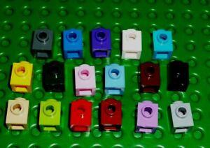 LEGO - BRICK MODIFIED 1 x 1, Stud on 1 Side, Part 87087, Choose Colour & Qty BM2