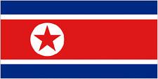 North Korea  5 X 3 HOUSE FLAG Democratic People's Republic of Korea North Korean