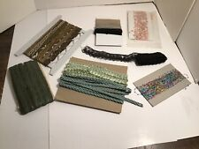 Yards Of Nice Vintage Trim For Doll Clothing