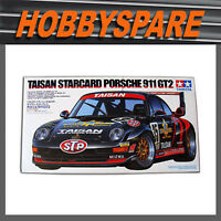 TAMIYA 1/24 TAISAN STARCARD STP PORSCHE 911 GT2 993 MODEL KIT 24175