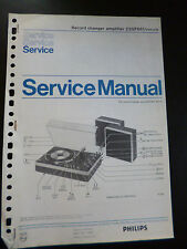 Service manual Philips 22gf661