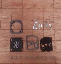 rebuild repair kit CARBURETOR carb zama C1Q type rb-40 US Seller