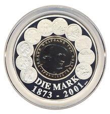 DEUTSCHLAND - Die MARK 1873-2001 - SILBER - ERSTABSCHLAG (9115/464N)