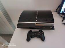 Playstation 3 Ps3 fat 80 Gb Con Fifa 19 ed altri giochi