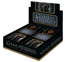 Rittenhouse 2020 Game of Thrones Complete Series Factory Sealed Trading Card Box