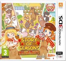 Story of Seasons Trio of Towns - 3DS ITA NUOVO - SIGILLATO [3DS0473]