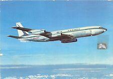 BF37810 boeing 707b intercontinental air france  aviation airplane air plaine