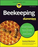 Beekeeping for Dummies, Paperback by Blackiston, Howland; Caron, Dewey M. (FR...