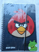 CAHIER A SPIRALES ANGRY BIRDS (NEUF)-------------