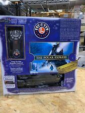 LIONEL 6-84328 THE POLAR EXPRESS O GAUGE SET  REMOTE and Bluetooth  NEW - SEALED