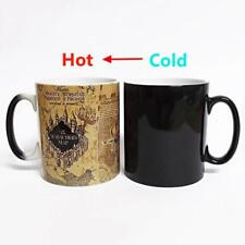 Heat Magic Harry Potter Theme Mugs Color Changing Mug Hot Drink Cup Hary Poter