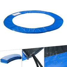 Arebos 29 cm Couverture de Bord de Trampoline - Bleu