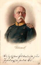 21940/ Künstler Ak, Bismarck, 1899