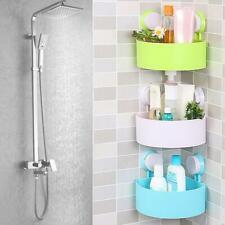Bathroom Corner Storage Shower Rack Shelf Organiser Basket With Tidy M5S6