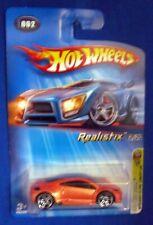 2005 Hot Wheels REALISTIX First Editions MITSUBISHI ECLIPSE CONCEPT CAR