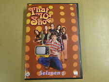 4-DISC DVD BOX / THAT 70'S SHOW - SEIZOEN 7 / SAISON 7