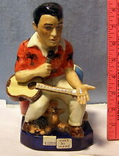 ** KEVIN FRANCIS - ELVIS Toby character jug - VERY RARE - Prototype-COLOR SAMPLE