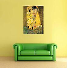 Klimt The Kiss Giant Poster Art Print