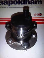 Ford Focus Mk2 1.4 1.6 1.8 2.0 1x Roulement de Roue Arrière / Bride + ABS 2004>