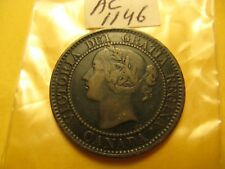 1859 Large cent Canada don't know which variety ID#AC1146