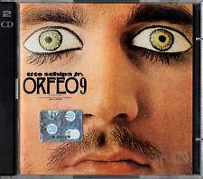 TITO SCHIPA JR orfeo 9 2CD 2002 Warner Fonit 398428326-2 Berté Zero