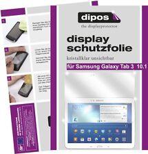 2x Samsung Galaxy Tab 3 10.1 Protector de Pantalla transparente