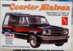 1978 Ford Courier Mini Van 2´n1 1:25 AMT 1210