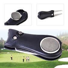 Golf Pitchgabel mit Ballmarker Reparatur Tools Werkzeug Ball Marker Golfer