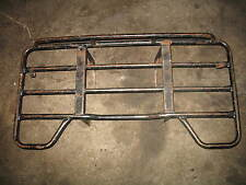 REAR GUARD RAIL BUMPER CRASH BAR LUGGAGE RACK 1999 HONDA TRX450S ATV TRX450 99