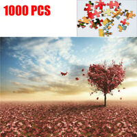 1000 Pieces Jigsaw Puzzles Educational Toys Love Tree Educational Puzzle Toy DIY