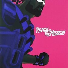 Major Lazer-Peace Is The Mission  CD NEW