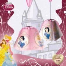 Paralume Lampadario Principesse Disney Biancaneve/Cenerentola New