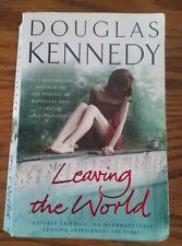 Leaving the World by Douglas Kennedy Paperback