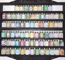Scented Candles Strong Quality Fragranced Soy Wax Candles in 8oz Glass Jar