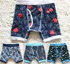 1PC Kids Boys Children 100% Cotton Underwear Boxer Undie shorts Panties Bottoms