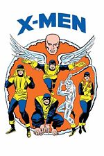 X-MEN BLUE 13 JACK KIRBY 1965 UNCANNY T-SHIRT 1:50 VARIANT NM