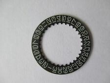 original SEIKO 6619A Datum-Kalenderscheibe Date Dial Disk NOS neu part 801418