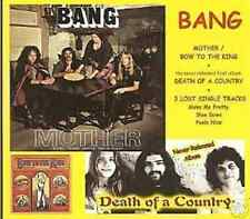 """Bang: """"Mother-Bow..."""" &"""" Death of a country"""" (2 on 1 CD)"""